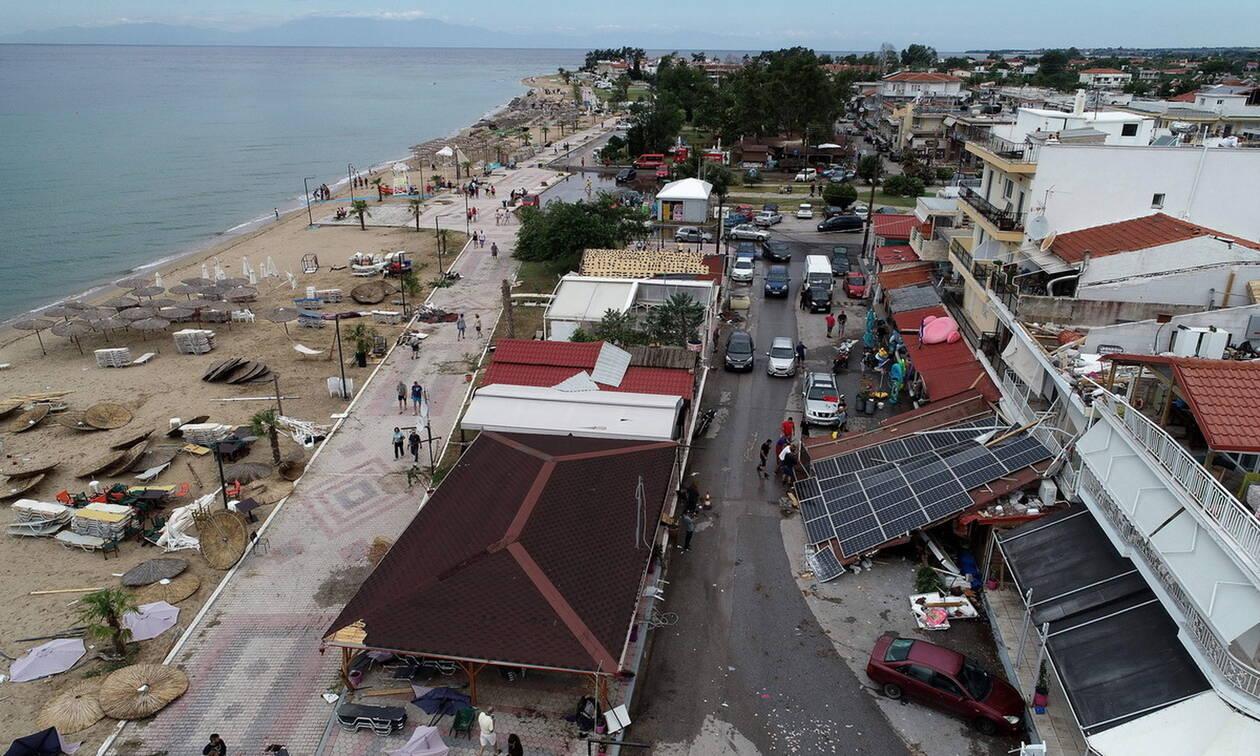 Χαλκιδική: Λάσπη, θλίψη και καταστροφή - Μάχη με το χρόνο για αποκατάσταση των ζημιών