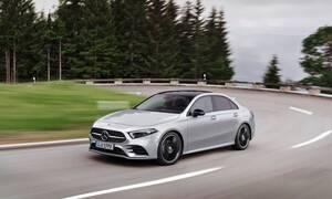 Η νέα Mercedes A-Class Sedan. Ένα αυτοκίνητο σαν και εσένα!
