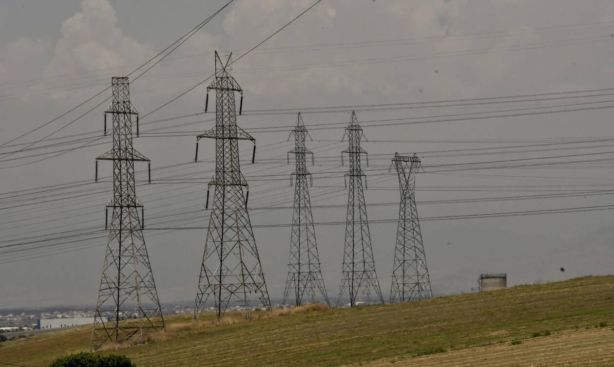 High-voltage Moudania-Kassandria power network restored