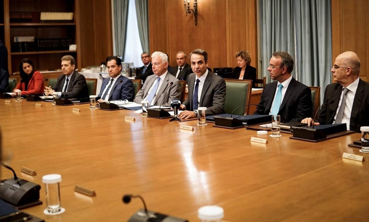 Κυβέρνηση με αποφασιστικότητα και συγκροτημένο σχέδιο ανάπτυξης