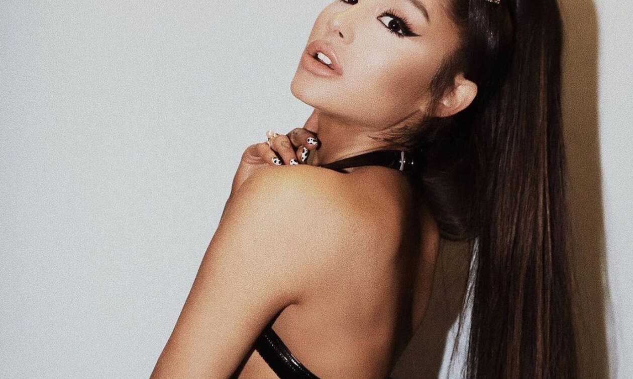 Ariana Grande: Το απρόσμενο εξώφυλλο και η απάντηση σε όσους την κατηγορούν