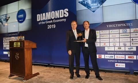 Βράβευση της ELPEN στα Diamonds of The Greek Economy 2019