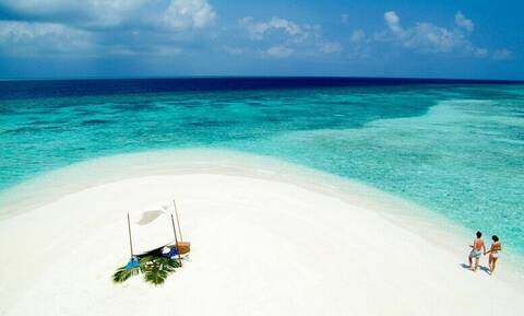 Coco Privé: Ο ιδιωτικός παράδεισος των Μαλδίβων που «δέχεται» μόνο 12 άτομα (pics)
