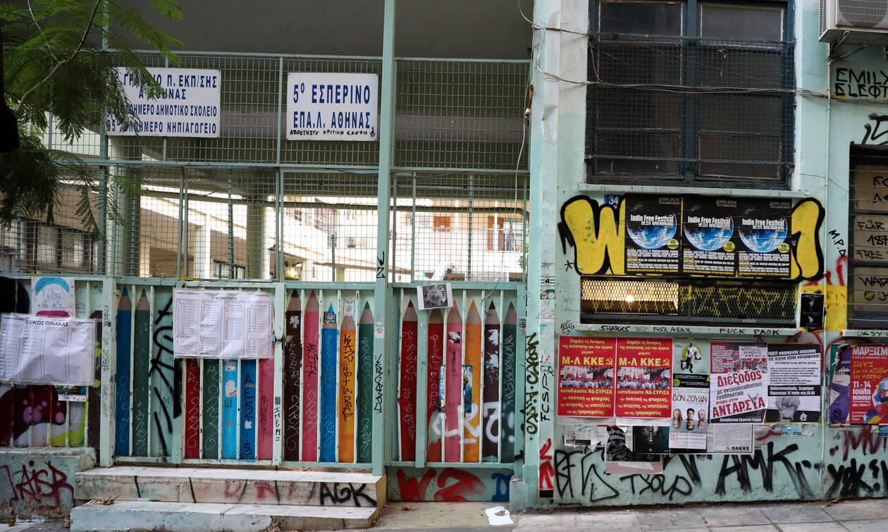Επαναληπτικές εκλογές: Στις κάλπες και πάλι στα Εξάρχεια λόγω κλεμμένης κάλπης