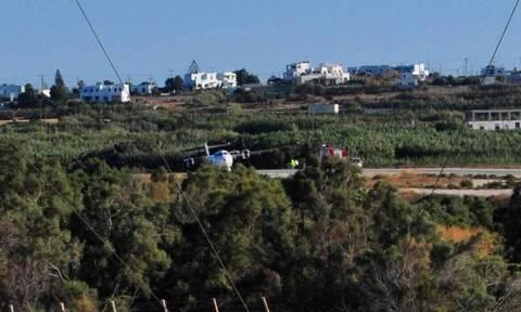 Νάξος: Πώς έγινε το αεροπορικό ατύχημα - Τι λέει ο αερολιμενάρχης στο Newsbomb.gr