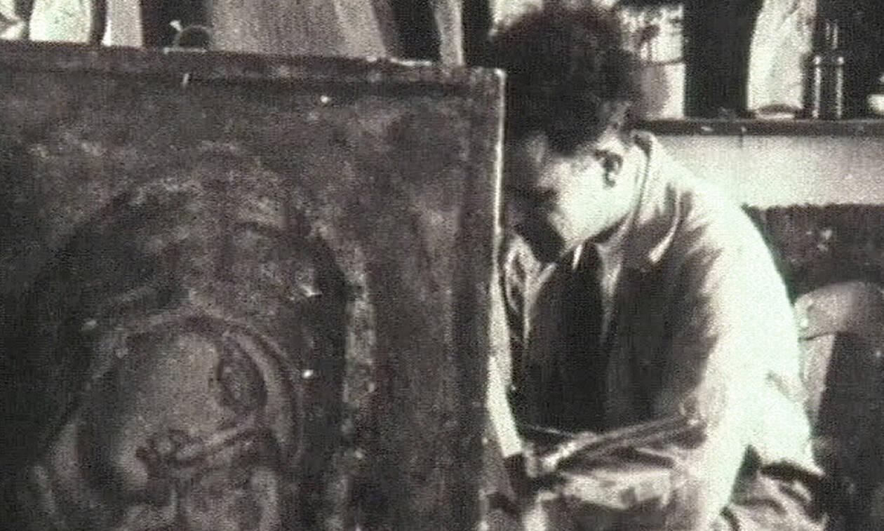 Σαν σήμερα πέθανε ο αγιογράφος και λογοτέχνης Φώτης Κόντογλου