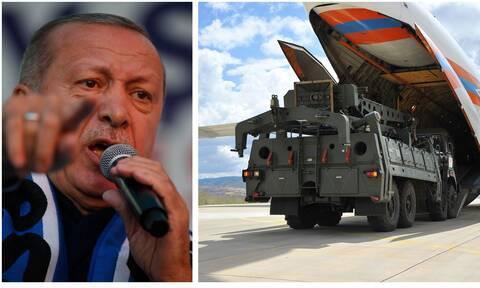 Κογκρέσο: «Ο Ερντογάν έκανε τη λάθος επιλογή για τους S-400, να του επιβληθούν κυρώσεις»