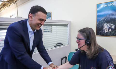 Δεύτερη αιφνιδιαστική επίσκεψη Κικίλια σε νοσοκομείο