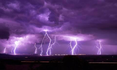 Σοκάρει η εξομολόγηση κυνηγού καταιγίδων: «Στην Χαλκιδική έτρεξα για να σώσω την ζωή μου»
