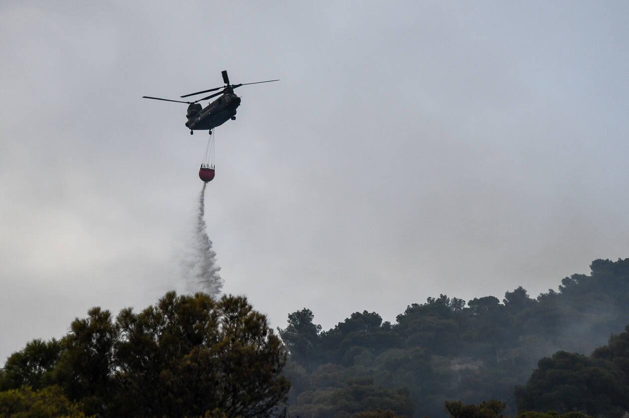 Συναγερμός στην Πυροσβεστική: Φωτιά στη Λευκάδα