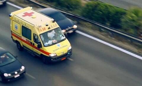 Ηράκλειο: Σοβαρό τροχαίο με τραυματισμό στη Χερσόνησο