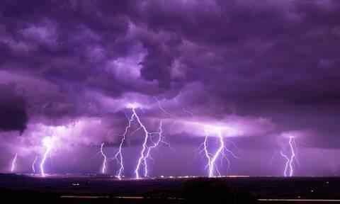 «Κυνηγός καταιγίδων» για τη Χαλκιδική: Πρώτη φορά έτρεξα για την ζωή μου