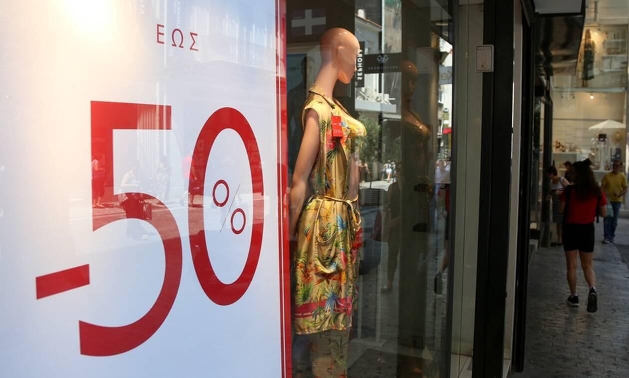 Θερινές εκπτώσεις 2019: Ανοιχτά την Κυριακή (14/07) τα καταστήματα - Ποιες ώρες θα λειτουργήσουν