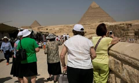 Άνοιξαν για το κοινό δύο νέες πυραμίδες στην Αίγυπτο