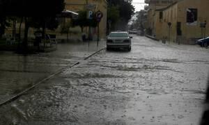 Κακοκαιρία: Προβλήματα στην Αχαΐα και την Αιτωλοακαρνανία - Πού έχει διακοπεί η κυκλοφορία