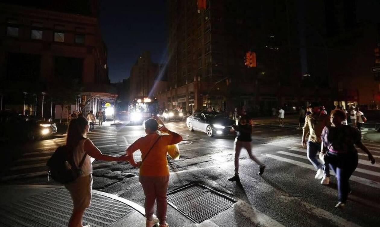 Τι συμβαίνει στο Μανχάταν όταν πέφτει το ρεύμα; Απίστευτες σκηνές