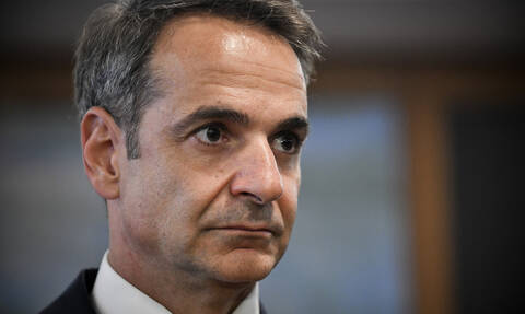 PM Mitsotakis to chair meeting on migration policy on Monday