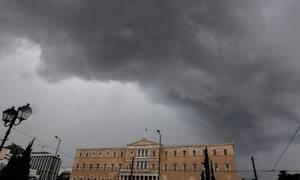 Καιρός: Ο «Αντίνοος» φέρνει βροχές και καταιγίδες - Ποια θα είναι η χειρότερη μέρα (vid)