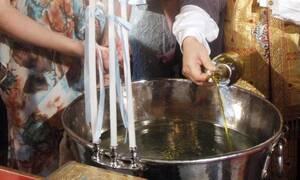 Κρήτη: Κακός χαμός σε βάφτιση - Από το γλέντι... στη φυλακή (pics)