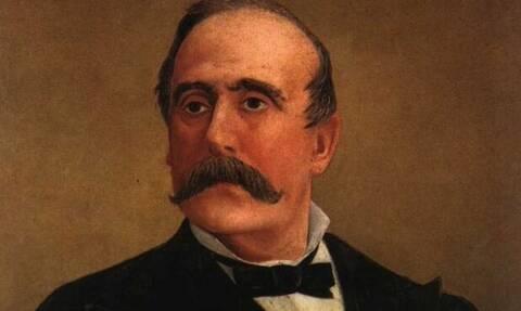 Σαν σήμερα το 1899 πεθαίνει ο Γεώργιος Αβέρωφ