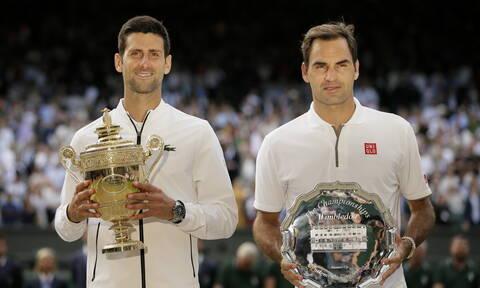 Wimbledon: Δείτε τις καλύτερες στιγμές του ιστορικού τελικού ανάμεσα σε Τζόκοβιτς και Φέντερερ