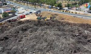 Οικόπεδο - «βόμβα» στη Λ. Μαραθώνος: «Μια σπίθα και τελειώσαμε»