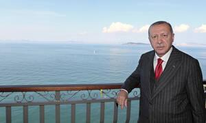 Το χαβά του ο Ερντογάν: Μικρή χώρα η Ελλάδα, στέκεται πάνω μας ως «δαμόκλειος σπάθη»