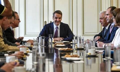 Мицотакис примет участие в заседании, посвященном проблеме миграционного кризиса