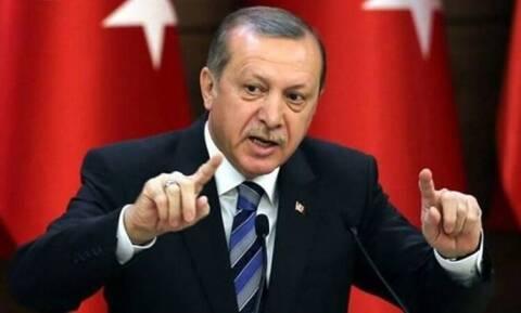 Эрдоган: Угрозы со стороны Греции и Кипра словно дамоклов меч висят над головой Турции