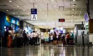 Συναγερμός στο Ελευθέριος Βενιζέλος: Άνοιξαν τη βαλίτσα του και έπαθαν σοκ (pics)