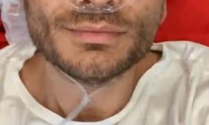 Στο νοσοκομείο γνωστός Έλληνας κομμωτής - Το βίντεο στο φορείο που έφερε αναστάτωση