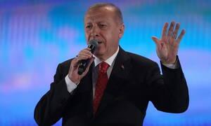 Παραλήρημα Ερντογάν: Γελιούνται όσοι βρίσκουν δίκιο στην απέναντι πλευρά