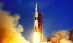 Σαν σήμερα τo 1969 εκτοξεύεται το διαστημόπλοιο Apollo 11