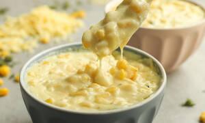 Δοκιμάστε υπέροχο Creamed Corn