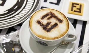 Το πρώτο pop-up cafe της Fendi στο Λονδίνο είναι γεγονός
