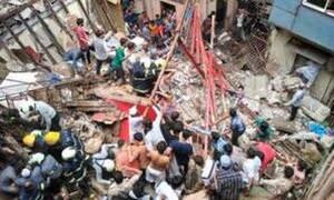 Τραγωδία στην Ινδία: Κατέρρευσε τετραώροφο κτήριο - Φόβοι για νεκρούς