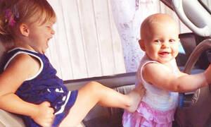 Πόσο δύσκολο είναι να χάσουν την υπομονή τα μεγαλύτερα αδέλφια; Δείτε το βίντεο (vid)