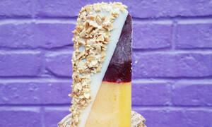 Δροσερό παγωτό με μόλις 50 θερμίδες! Δες τι υλικά χρειάζεσαι