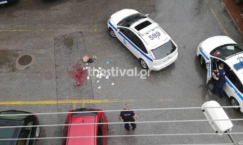 ΣΟΚ στη Θεσσαλονίκη: Της επιτέθηκε με τσεκούρι στη μέση του δρόμου