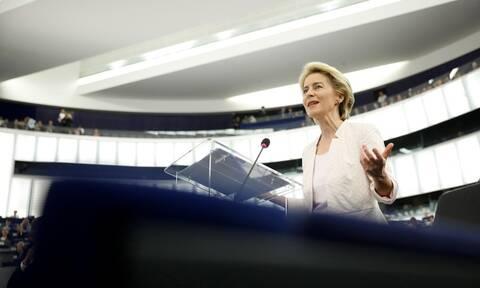 «Θρίλερ» η εκλογή της Ούρσουλα φον ντερ Λάιεν στην προεδρία της Κομισιόν (vid)