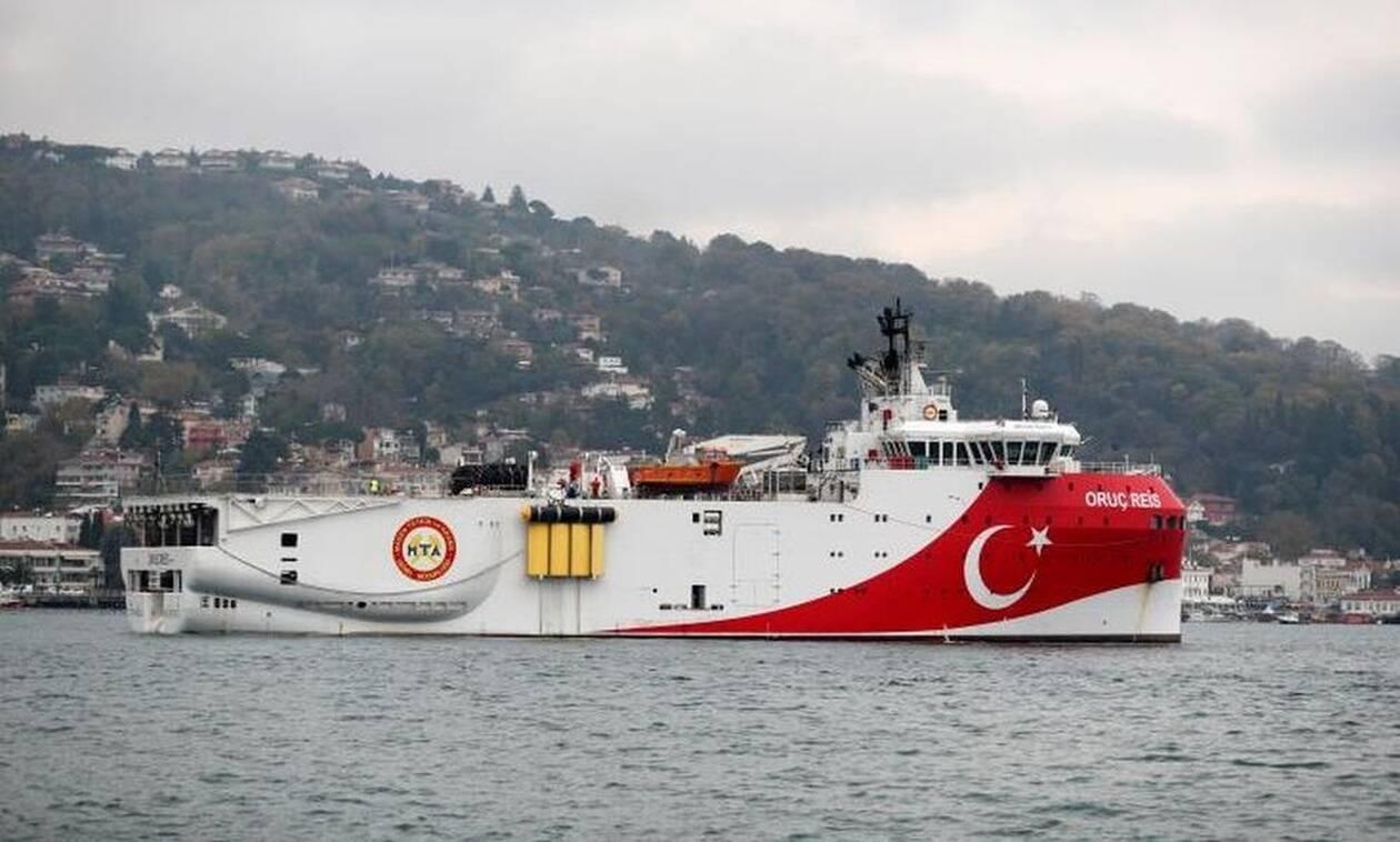 Τουρκία: Αυτό είναι το 4ο πλοίο που στέλνει η Άγκυρα στην κυπριακή ΑΟΖ