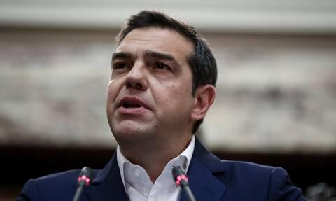 H ομιλία του Αλέξη Τσίπρα στη νέα ΚΟ του ΣΥΡΙΖΑ