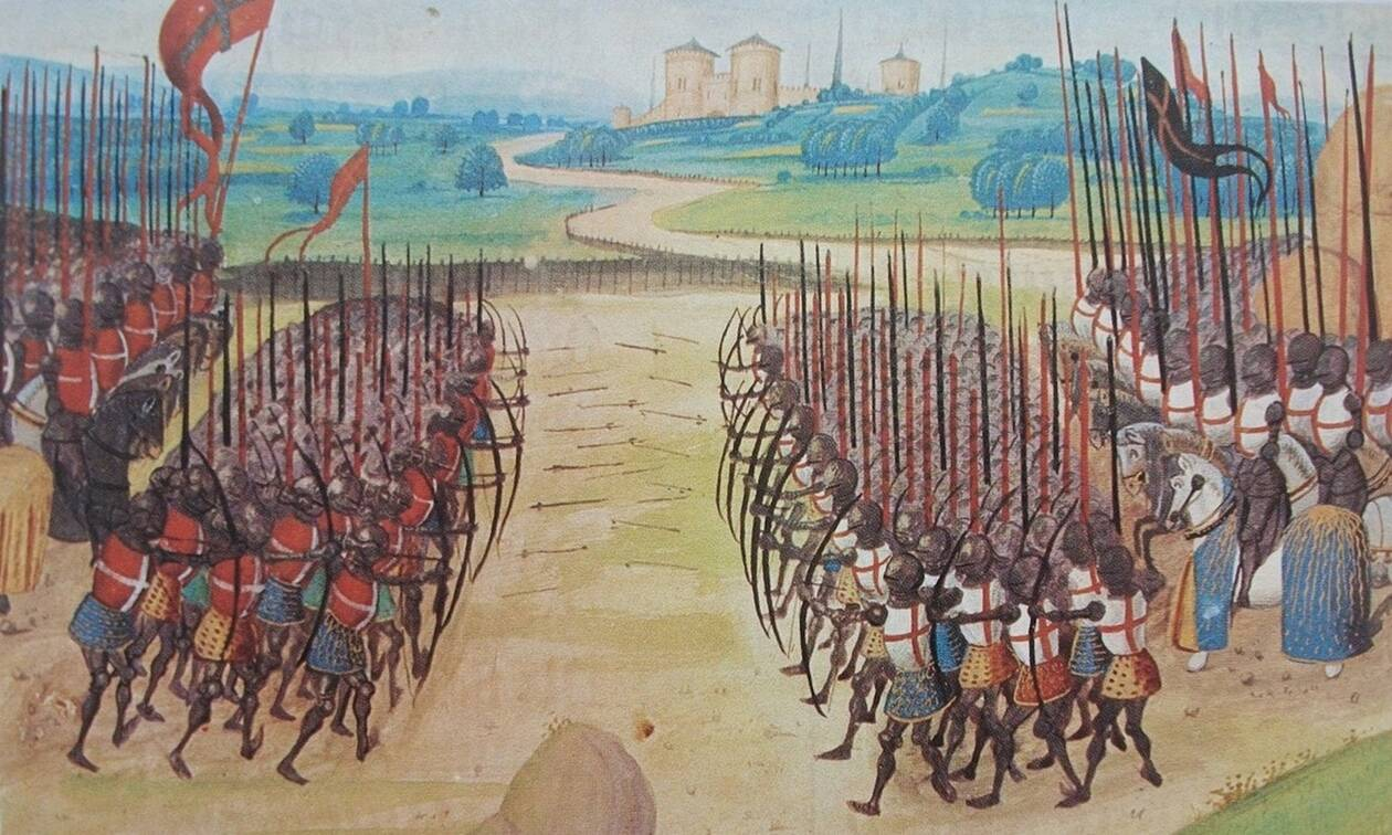 Σαν σήμερα το 1453 τερματίζεται ο Εκατονταετής πόλεμος