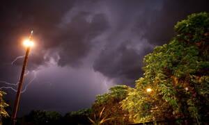 Κακοκαιρία «Αντίνοος»: Προβλήματα από τα έντονα φαινόμενα στην Κόρινθο