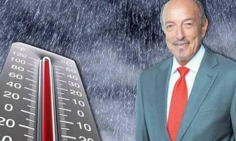 Καιρός: Πού θα συνεχιστούν οι βροχές τις επόμενες ώρες! Η ενημέρωση του Τάσου Αρνιακού (video)