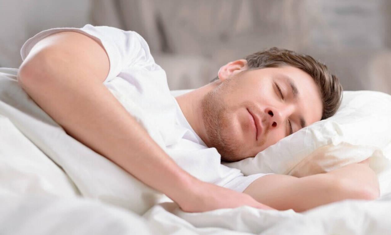 Το μάθαμε και αυτό: Τι συμβαίνει στο σώμα μας όταν κοιμόμαστε; (pics+vid)