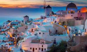 Греция признана самой красивой страной в мире по версии Condé Nast Traveler