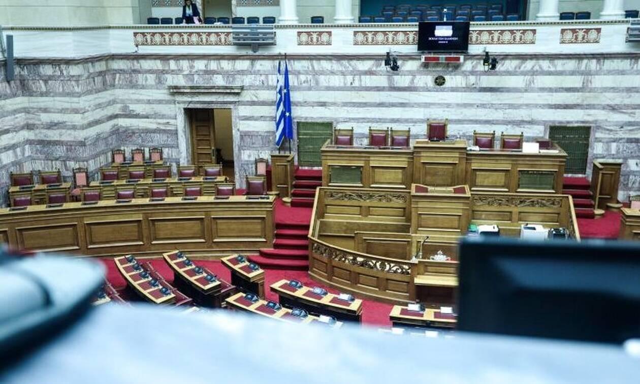 Βουλή: Ποια είναι η εγκυμονούσα βουλευτής που έκλεψε την παράσταση
