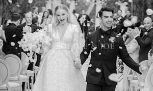 Δεν θα πιστεύεις που κάνουν honeymoon οι Sophie Turner και Joe Jonas
