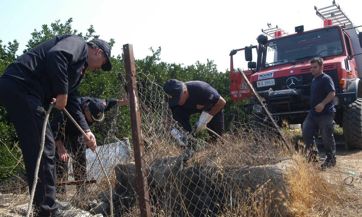 Τραγωδία στην Κρήτη: Νεκρός ο νεαρός που έπεσε σε πηγάδι